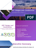 GBT Designs and Construction