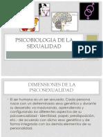 Psicobiologia de la sexualidad