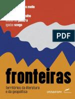 Fronteiras, de Campos Mello, Cárdenas, Carvalho, Padura e Scego
