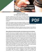 Guía de Estudio Fonologia Portuguesa