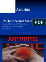 Arthritis Dr Salman