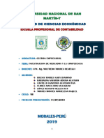 Grupo 11 Investigacion de Mercados y La Competencia