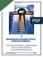 Livro PDF Ilustração Levando Jesus 1