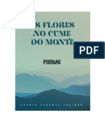 As Flores No Cume Do Monte-poemas