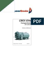 CBEX Elite 100-1200 Operation and Maintenance Manual