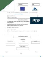 Question Paper- IndiGO Cadet Pilot Program-1