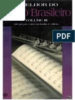 O melhor do Chôro Brasileiro - Volume III