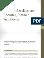 Filósofos clássicos