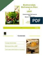1- Biodiversidad BioComercio Etico y UEBT