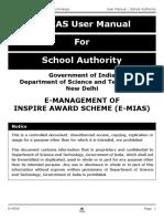 School User Manual
