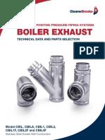 CB-8468 Boiler Exhaust Parts Guide