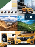TRIBER Brochure