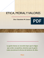 1 Etica Moral y Valores