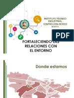 Relaciones Con El Entorno CDB 2019