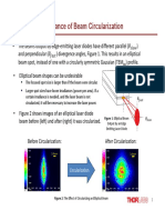 Thorlabs Elliptical Beam Circularization Lab Fact