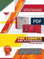 Fire Cabinet - Sf -600 Seffco