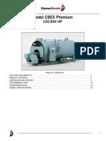 Boiler Book CBEX Premium 100-800