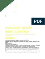 Constitucion a Rio