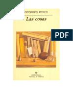 Perec Georges - Las Cosas