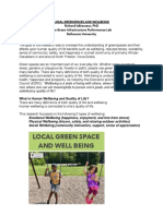 Green Communities - Preston