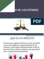 DERECHO DE LOS ESTADOS