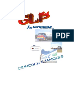 Cilindros Tanques GLP