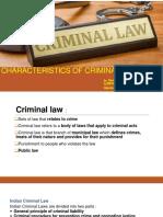 Criminal Law Ppt (1)