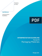 Packaging Issue 6 - Interpretation Guideline (English)