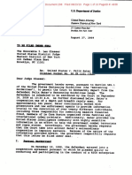 Felix Sater Letter 1 - 082319
