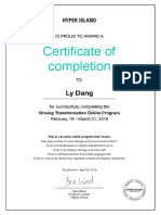 HI Certificate - DT201902 (5)-Ly