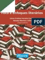 Livro_Foco e Enfoques Literários