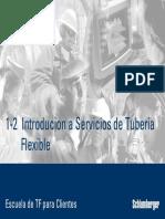 1-2 Introduccion a Servicios de Tuberia Flexible