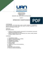 Guía # 1-Conceptos Básicos de Termodinámiaca-2018