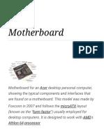 Motherboard - Wikipedia.pdf