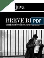 Breve Breu - Escritos Sobre Literatura e Cinema