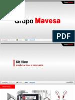 Grupo Mavesa_Kit Hino