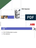 ABB IRC5 OP Revcount Update Presentation RevA