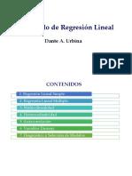 Econometría El Modelo de Regresión Lineal