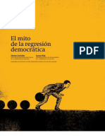El Mito de La Regresion Democratica Levitsky Way