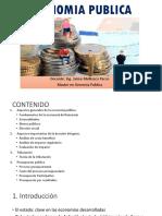 ECONOMIA PUBLICA Maestria en Economia