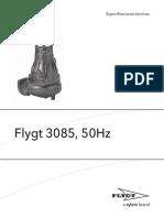 Bomba Flygt Modelo 3085
