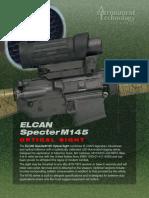 SpecterM145 OpticaL Sight