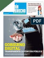 Suplemento El Peruano Gobierno Digital 2018