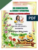 Clase Demostrativa de Lengua - Sinonomos y Antonimos