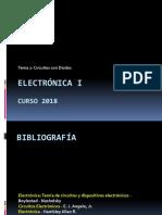 Clase 1 - Circuitos Con Diodos - Fuentes y Filtros