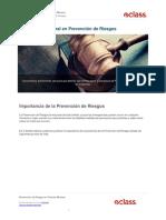 c1 a1 Legislacion General en Prevencion de Riesgos