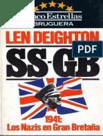 Deighton, Len - SS - GB. 1941, Los Nazis en Gran Bretaña