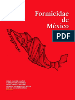 Formicidae de Mexico