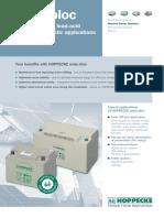 Solar Bloc Datasheet