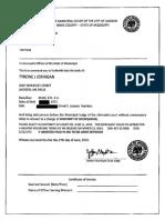 Tyrone Jernigan Warrant Redacted